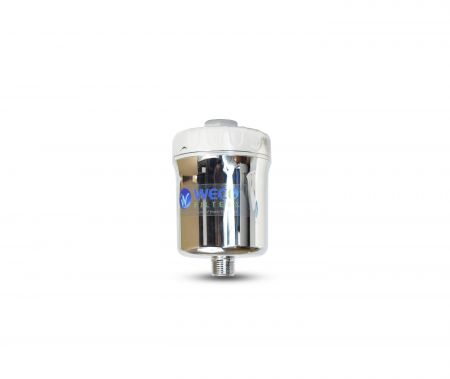 WECO Multi Stage Dechlorinating  Shower Filter (Chrome)