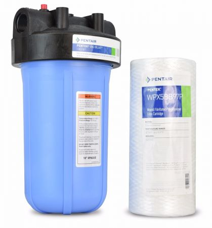 WECO BB-10SED Big Blue Water Filter System for Sediment Filtration