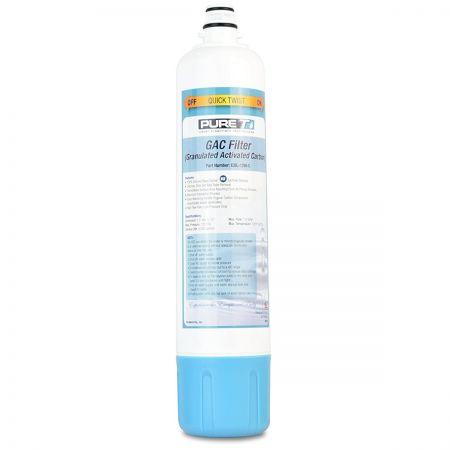 PureT E31L 12W-C Granular Activated Carbon Filter for EZ Slim RO System