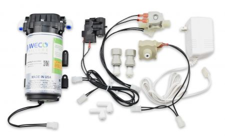WECO ELCON-24 Booster Pump Conversion Kit for Reverse Osmosis Water Filters