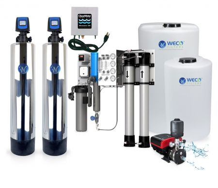 WECO Felicity Commercial Drinking Water Purification Package