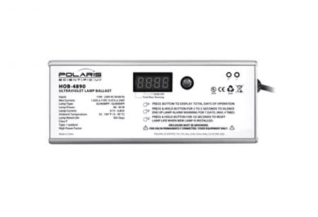 Polaris Scientific HOB-4890 Electronic Ballast