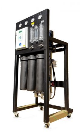 WECO LOTUS-8000 Commercial Grade Reverse Osmosis Water Filter System