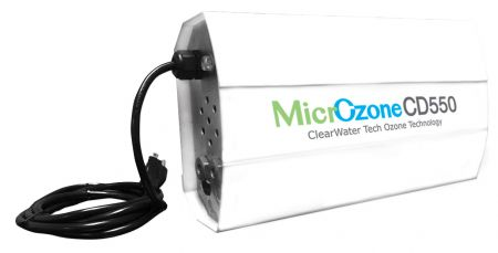 MICROZONE CD550 Ozone Generator for Water Disinfection