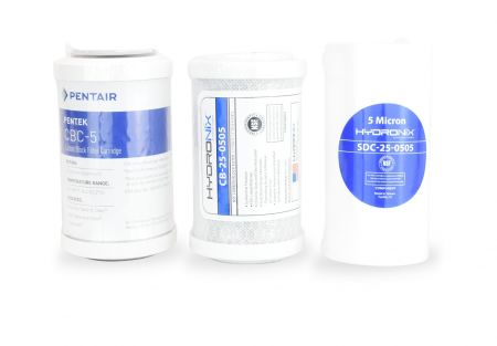 MINI-SET3 Replacement Filter Set for WECO MINI Reverse Osmosis Systems