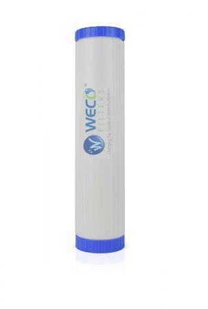 WECO GAC-MOX-2045 Granular Activated Carbon/Magnesium Oxide 4 ½