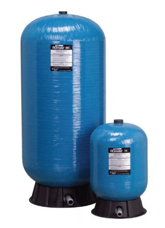 Pentair ROmate® -15 Reverse Osmosis Pressurized Storage Tank