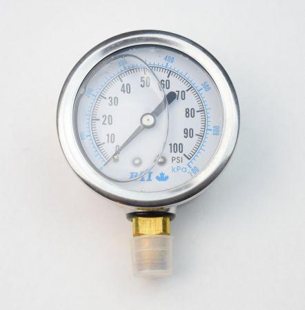 Water Pressure Gauge - 2.5