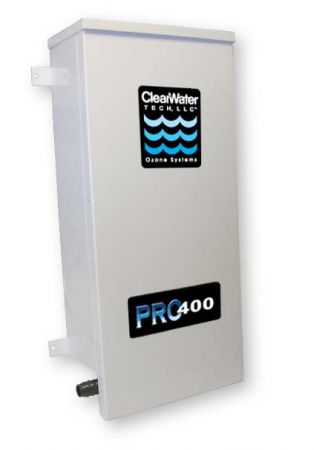 PRO-400 Corona Discharge Ozone System for Water Disinfection