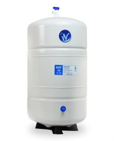 Aquasky Plus ROT-10 Reverse Osmosis Water Storage Tank - Total Capacity 10 Gal & appx. 6Gal Usable Capacity