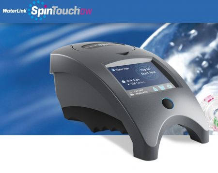 WaterLink® Spin Touch™ DW Photometer for Water Quality Testing