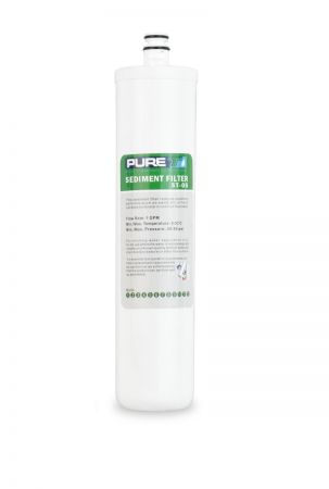 ST-05 Quick Twist Sediment Filter Cartridge for Sediment Reduction in Water.