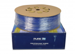 "1/4"" O.D. Blue Poly Tubing 1000 FEET / ROLL"