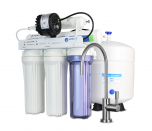 WECO VGRO-75PERM High Efficiency Reverse Osmosis Drinking Water Filtration System with Permeate Pump