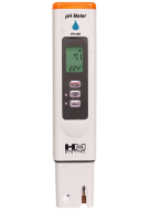 HM Digital PH-80 pH HydroTester, 0-14 pH Range, 1 pH Resolution, +/- 2% Readout Accuracy