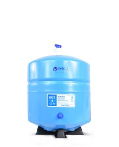 Aquasky Plus ROT-4 Reverse Osmosis Water Storage Tank - Total Capacity 4.5 Gal & appx. 2.8 Gal Usable Capacity