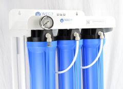 WECO AST2520 Slimline Water Purification System