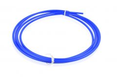"WECO 1/4"" Blue Polypropylene Water Filtration Tubing - 25 ft"