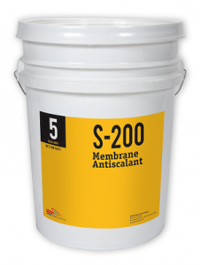 S – 200 Membrane Antiscalant 5 Gallons