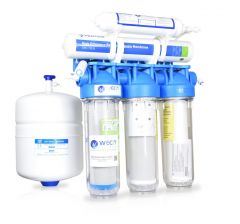 WECO CLARINA-75 High-end Undersink Reverse Osmosis Drinking Water Filtration System