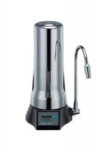 WECO T2010-800 Countertop Water Filtration System with Filter Monitor