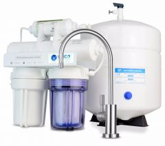 WECO TINY-36 Compact Undersink Reverse Osmosis Water Filtration System