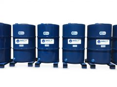 WECO LP-2005 Granular Activated Carbon Filtration Drums (55, 85 or 110 lb) for Industrial Water Purification