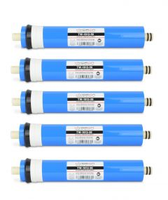 Hydron 100 GPD Reverse Osmosis Membrane - 5 Pack