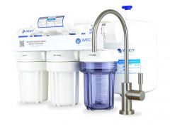 WECO MINI-50 Compact Undersink Reverse Osmosis Water Filtration System