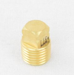 "Membrane Housing Plug  ¼"" Square Head Male Thread"