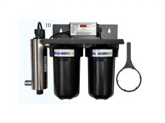 WECO UVX210 Whole House Three Stage UV Water Filtration System