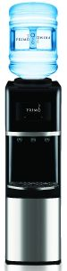 Top-Load Water Dispenser, Stainless Steel/Black