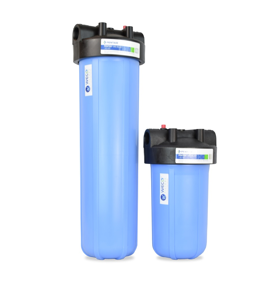 Whole House Water Filtration: Cartridge or Backwash Tank