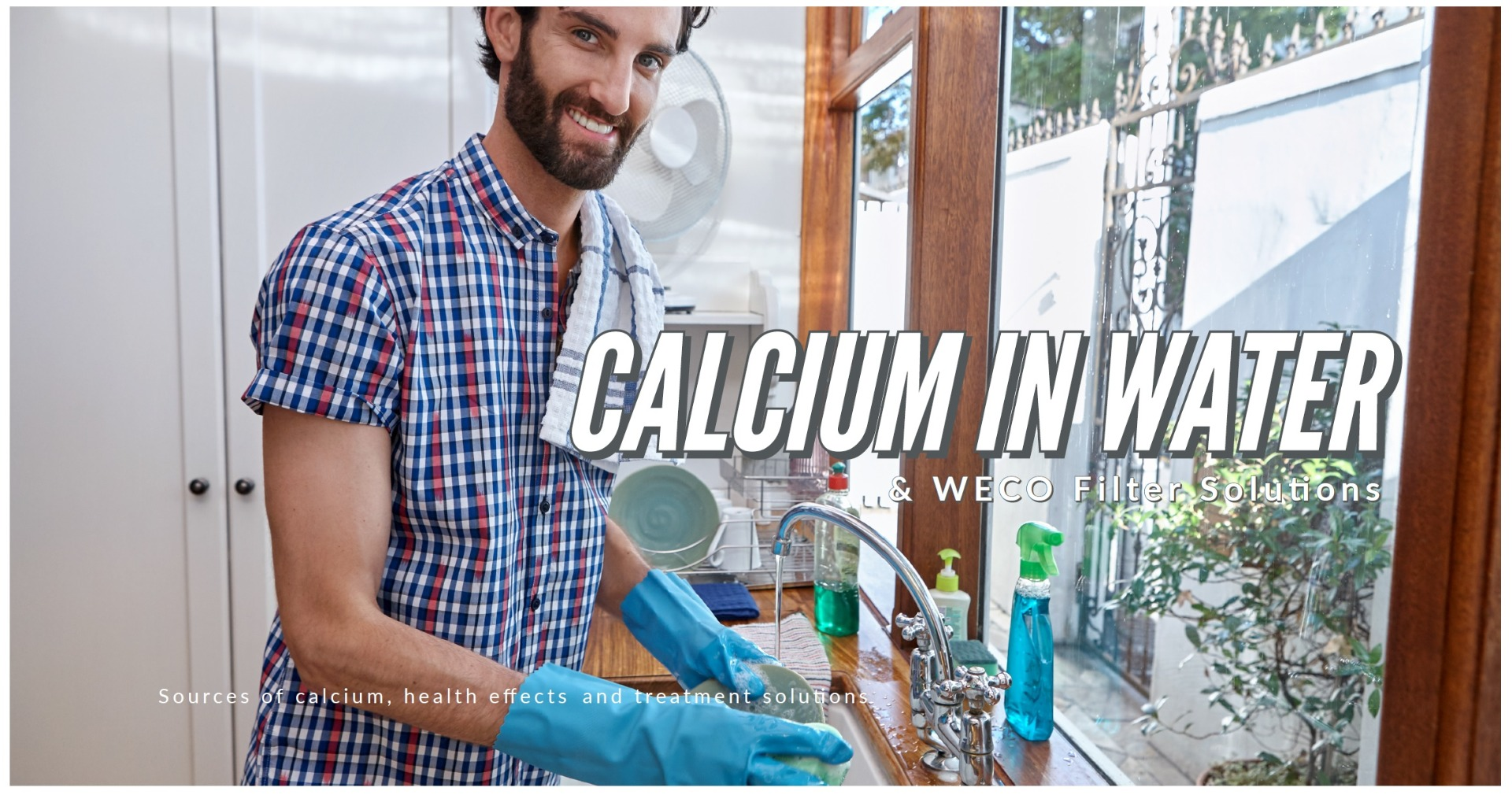Calcium in Water
