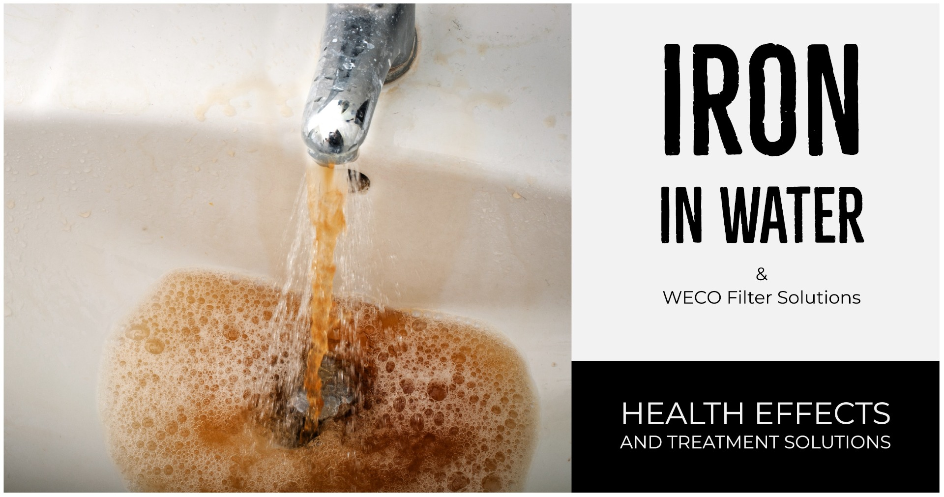 Iron in Water