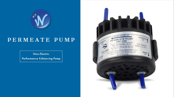 Permeate Pump Installation