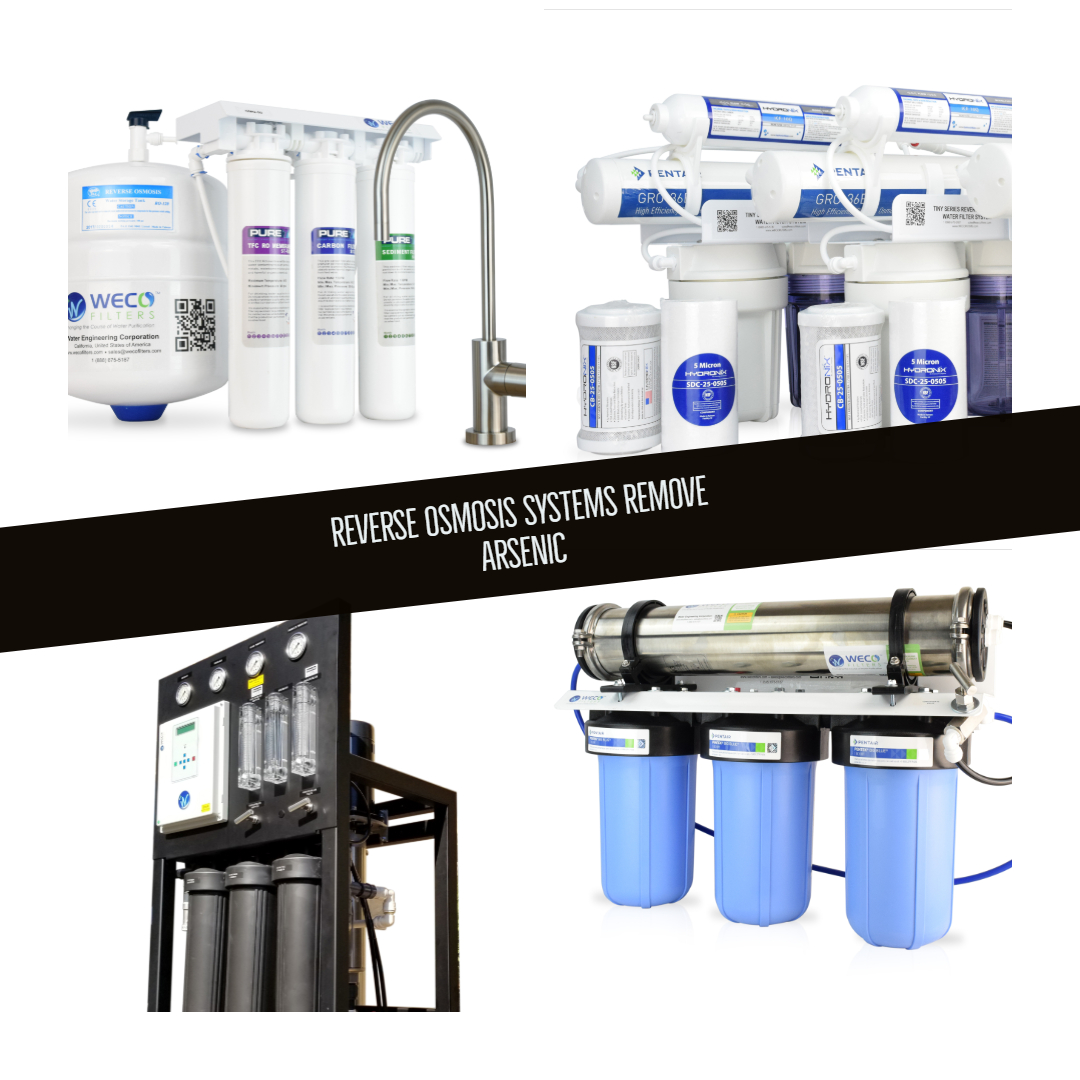 Reverse Osmosis Remove Arsenic