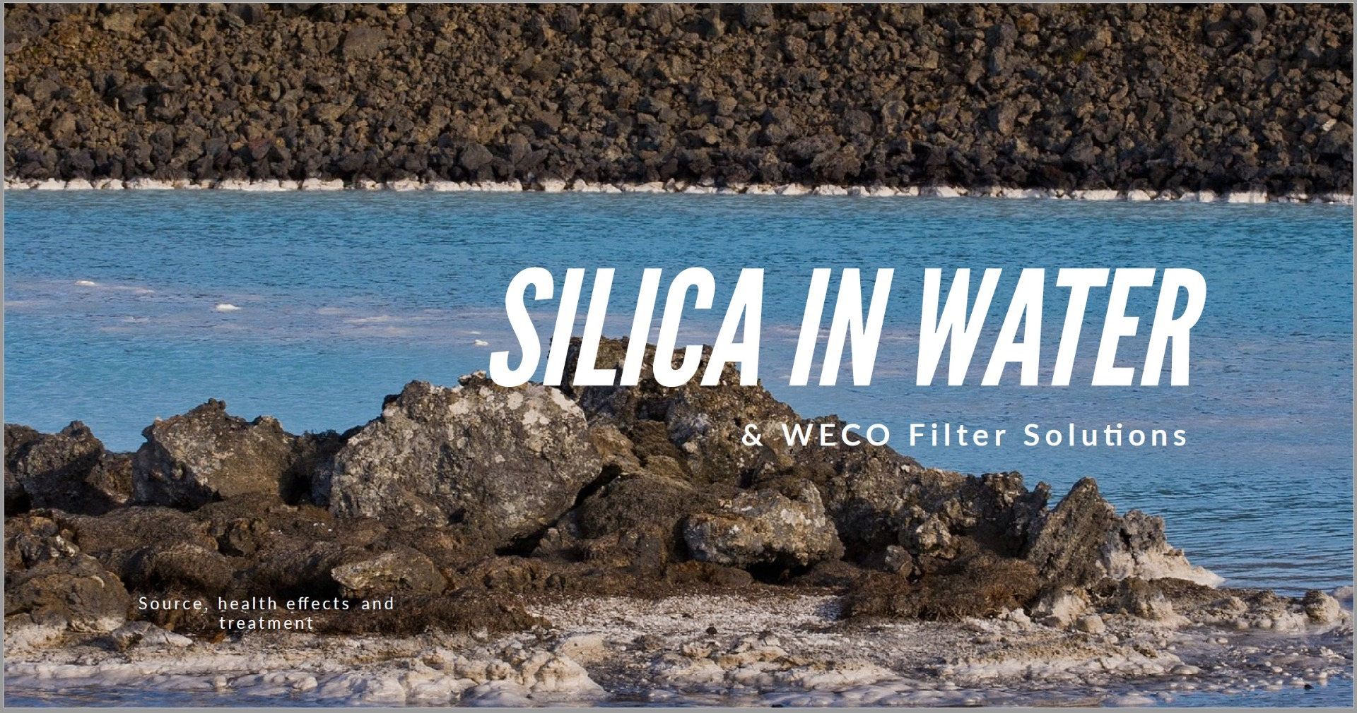 Silica in Water